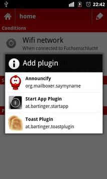 StartApp plugin for Smart Phon screenshot 2