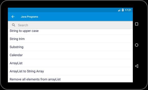 400+ Java Programs with Output apk screenshot