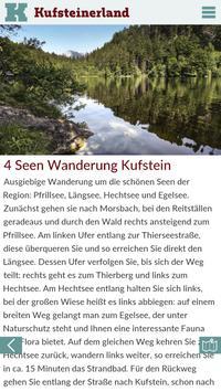 Kufsteinerland screenshot 1