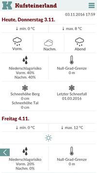 Kufsteinerland apk screenshot