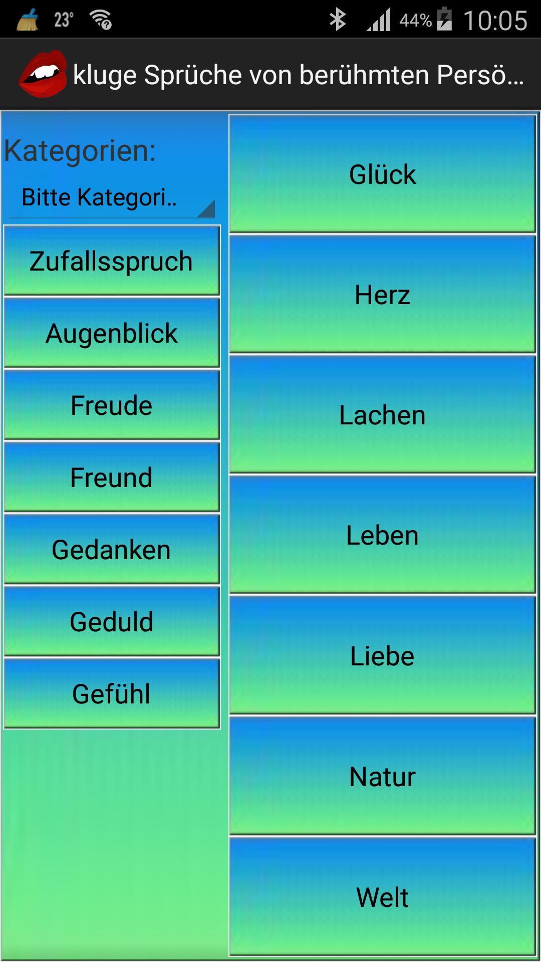 Kluge Sprüche Von Berühmten For Android Apk Download