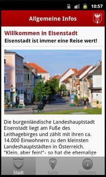 Eisenstadt Mobile poster