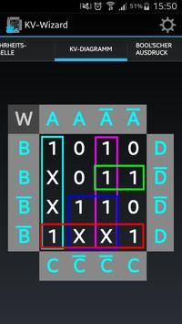 Karnaugh-Wizard screenshot 1