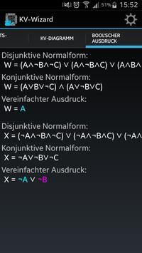 Karnaugh-Wizard screenshot 6