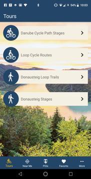 Danube Cycling Path screenshot 2