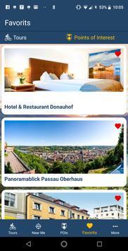 Danube Cycling Path screenshot 4