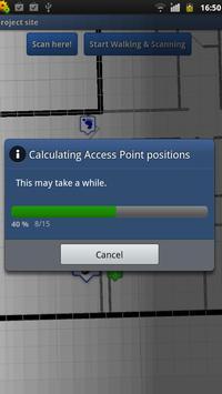 WiFi Compass screenshot 3