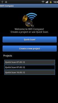 WiFi Compass screenshot 1