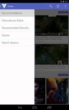 Vortex apk screenshot