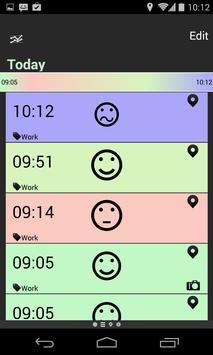 MoodMap apk screenshot