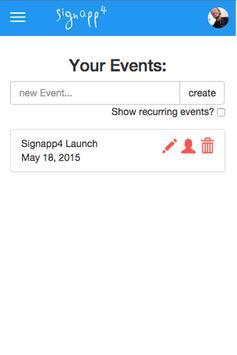 signapp4 スクリーンショット 2