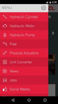 HAINZL Hydraulic Calculator screenshot 1
