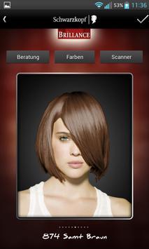 Schwarzkopf Farbberater AT apk screenshot