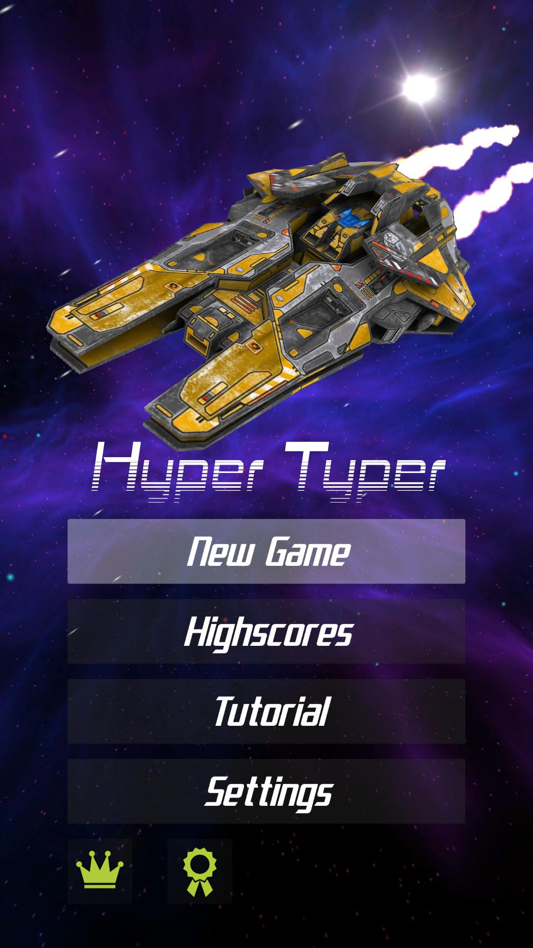 Hyper Typer for Android - APK Download