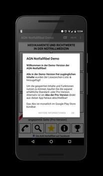 AGN Notfallfibel Demo + Abo apk screenshot