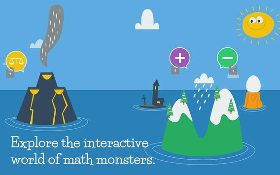 Monster Math Expedition apk screenshot