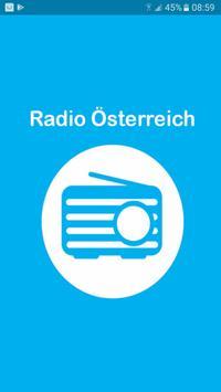 Radio Österreich || Radio Austria poster