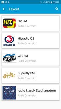 Radio Österreich    Radio Austria apk screenshot