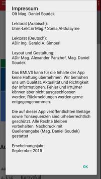 Arabisch-App des Bundesheeres screenshot 3