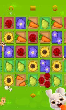 Garden Splash: Fruit Farm Hero apk screenshot