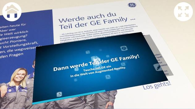 Lehre bei GE poster