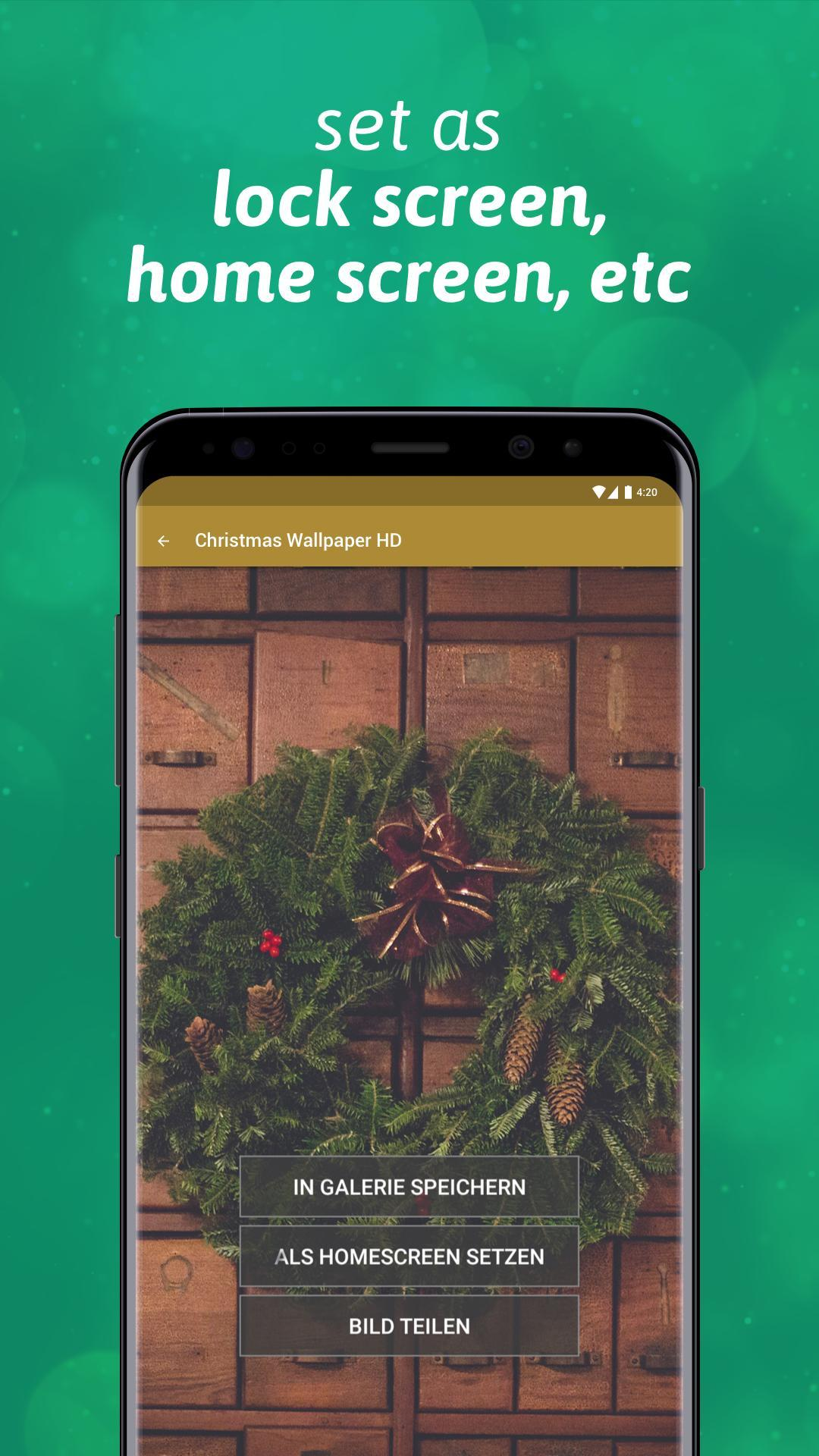 Modern Christmas Wallpaper Hd For Android Apk Download