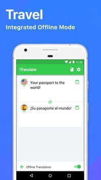 iTranslate Translator & Dictionary apk स्क्रीनशॉट