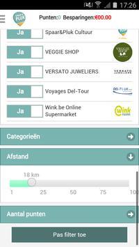 Spaar&Pluk apk screenshot