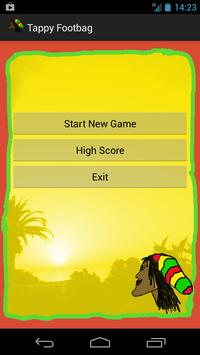 Tappy Footbag - Try your best! apk screenshot
