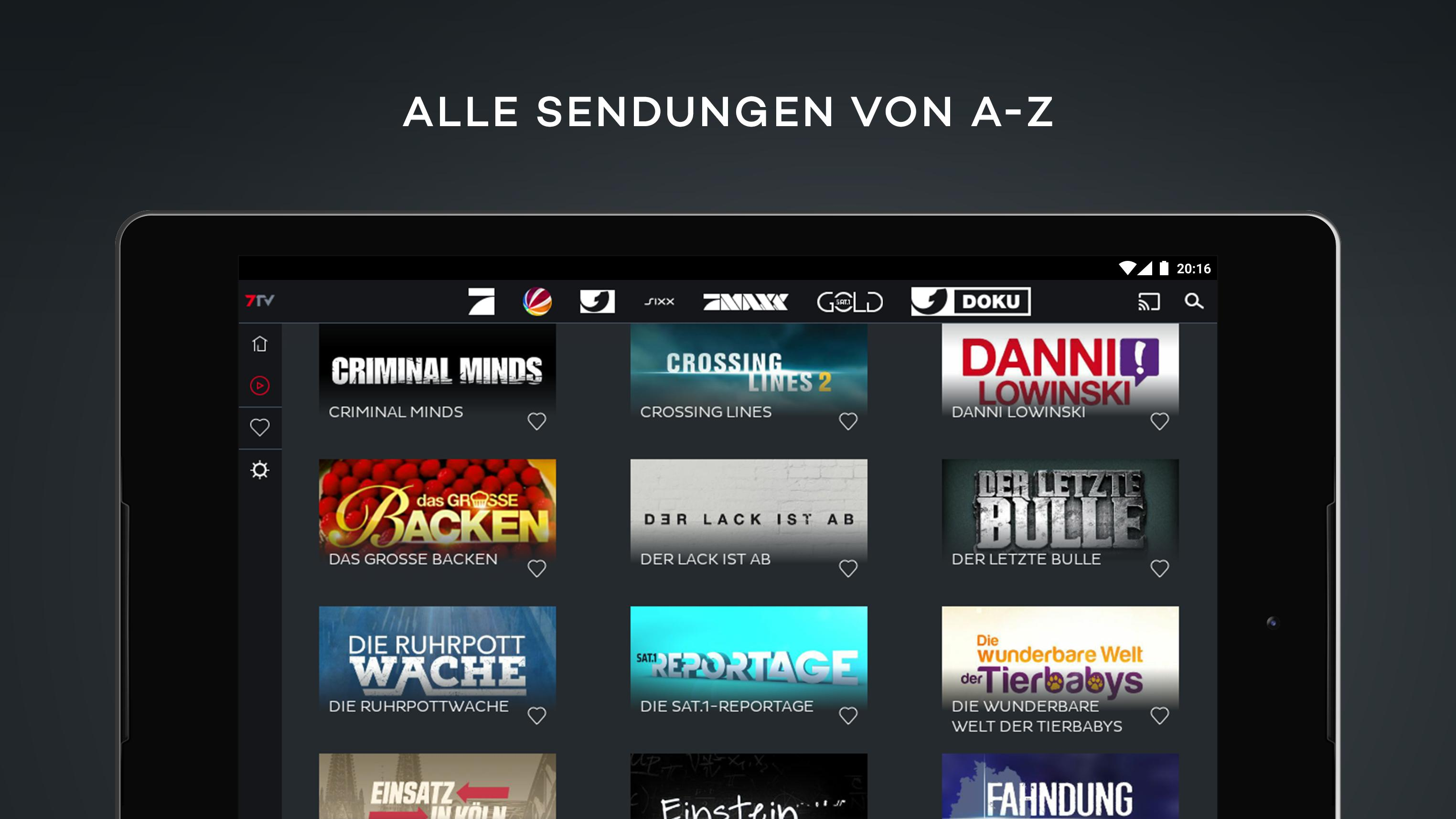 7tv Mediathek Download
