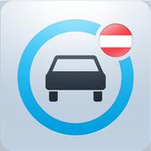 Simpli: car driver's theory AT icon