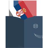 Serbian in my pocket icon