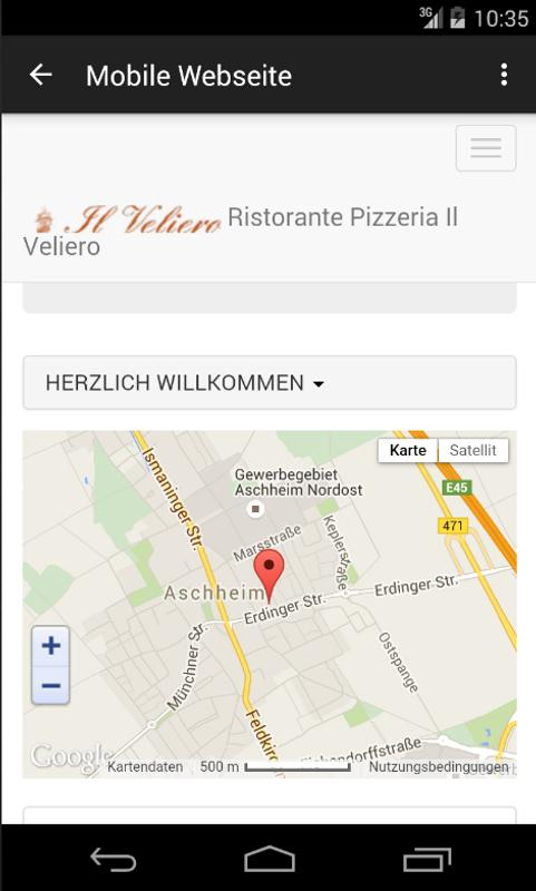 Ristorante Pizzeria Il Veliero For Android Apk Download