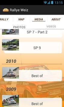 Rallye Weiz screenshot 4