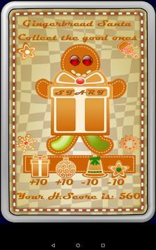 Gingerbread Santa screenshot 6