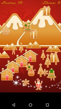 Gingerbread Santa screenshot 1