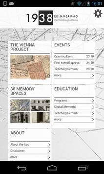 The Vienna Project poster