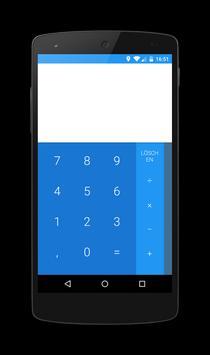 Square Blue CM12 Theme apk screenshot