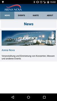 Arena Nova poster