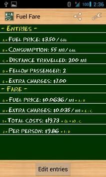 Fuel Fare screenshot 2