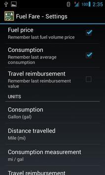 Fuel Fare screenshot 3