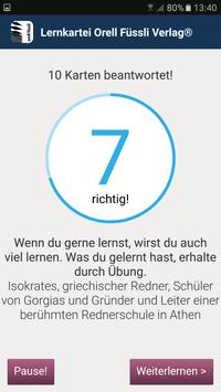 Lernkartei screenshot 2