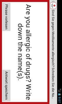 medTranslate - Rotes Kreuz screenshot 2