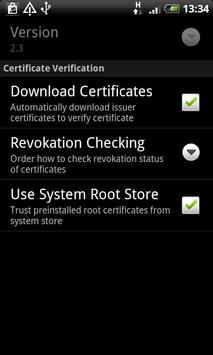 X509Tools apk screenshot