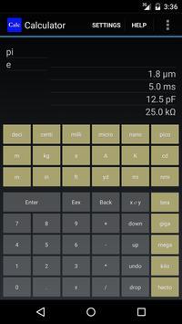 FreeCalculator screenshot 2