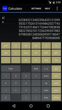 FreeCalculator screenshot 4