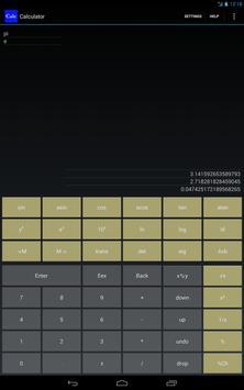 FreeCalculator screenshot 8