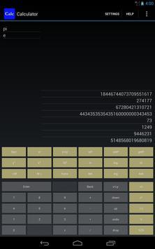 FreeCalculator screenshot 9