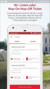 Vienna City Card screenshot 4