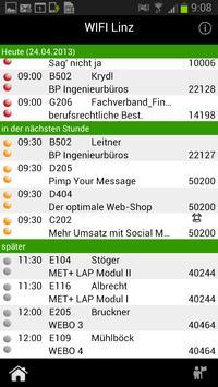 WIFI Kursticker screenshot 1